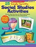 25 Totally Terrific Social Studies Activities 9780439498302