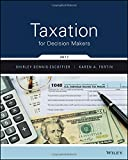 Taxation for Decision Makers 2017th Edition