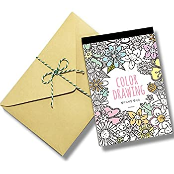 stress relieving adult coloring books color therapy stationery cards set all different 32 coloring postcards