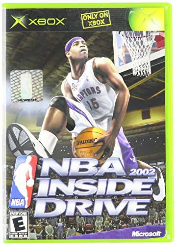 NBA Inside Drive 2002 - Miller Nba Mike