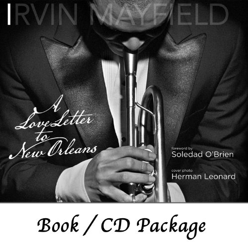 Price comparison product image Love Letter to New Orleans (Book + CD)