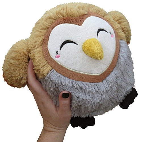Squishable Mini Barn Owl II Plush - 7