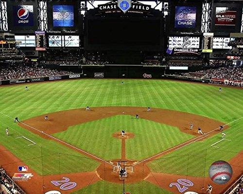 Chase Field Arizona Diamondbacks MLB Stadium Photo (Size: 8