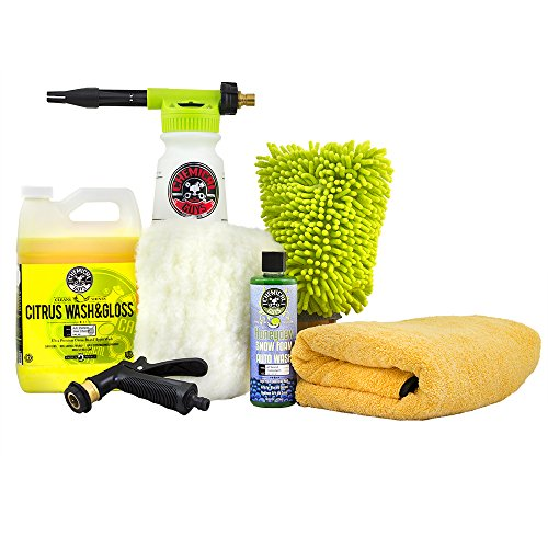 Chemical Guys HOL_302 Foam Blaster 6 Foam Wash Gun Kit, 7 Items
