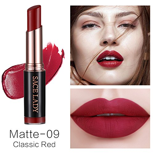 Buy matte lipstick that stays on all day