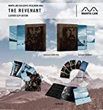 THE REVENANT [Blu-ray Manta Lab Steelbook LEATHER FULL SLIP; Region-Free Import]