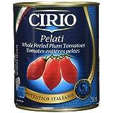 Cirio Pelati, Whole Peeled Plum Tomatoes, 796 Milliliters