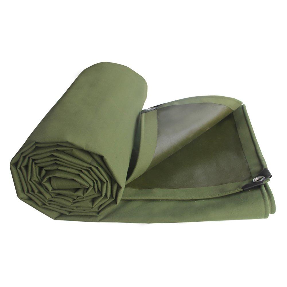 Zeltplanen Plane Waterproof Heavy Duty Plane Plane Rainproof Tuch Premium Qualität Polyester Und Canvas Abdeckung Multi-Zweck-Plane