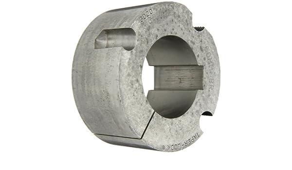 Gates 3020 60MM Taper-Lock Bushing 3.0 Max Bore 2.0 Length 60mm Bore
