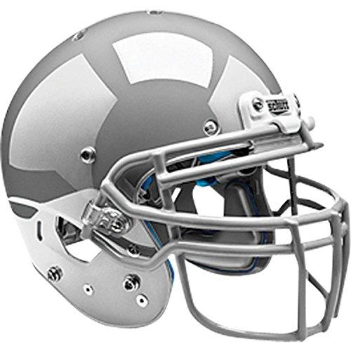 Schutt Sports 789601 Youth AiR XP Pro Football Helmet (Faceguard Not Included), Metallic Silver, X-Large