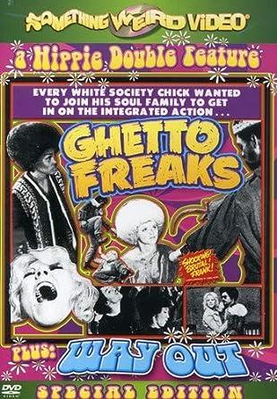 Amazon.com: Ghetto Freaks/Way Out: Franklin Rodríguez, James ...