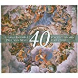 A 40 Voix. Huelgas-Ensemble/Van Nevel (SACD)