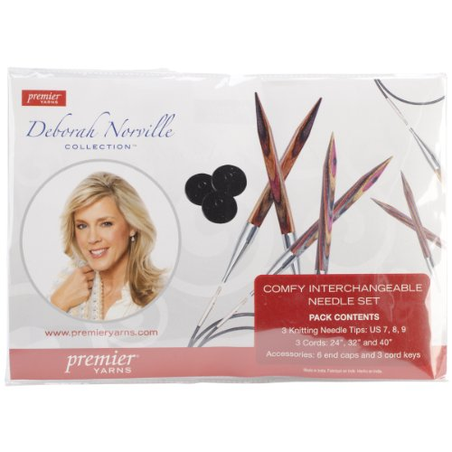 Premier Yarns Deborah Norville Interchangeable Kneedle Set
