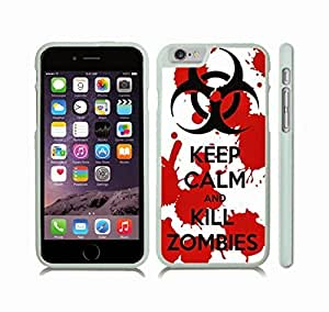 Case Cover For Apple Iphone 5C with Don't Tread on MeSnake Design Snap-on Cover, Hard Carrying Case (White)