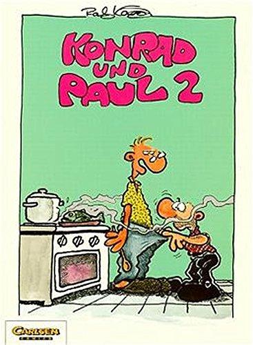 Konrad und Paul, Bd.2 (Ralf König)