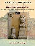 Western Civilization 9780078051104