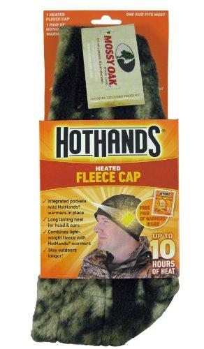 HotHands HeatMax Heated Fleece Cap ()
