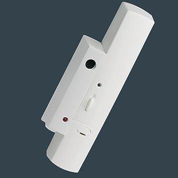 Hager - Detector audiosonico rotura vidrio ls radio: Amazon.es: Bricolaje y herramientas