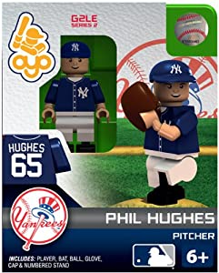 Oyo Generation 2 is here - your favorite player in their colorful alternate jersey and uniform. A new look, a new limited edition, now that their Generation 1 figure is retired. New. Officially licensed building-toy figures of your favorite MLB playe...