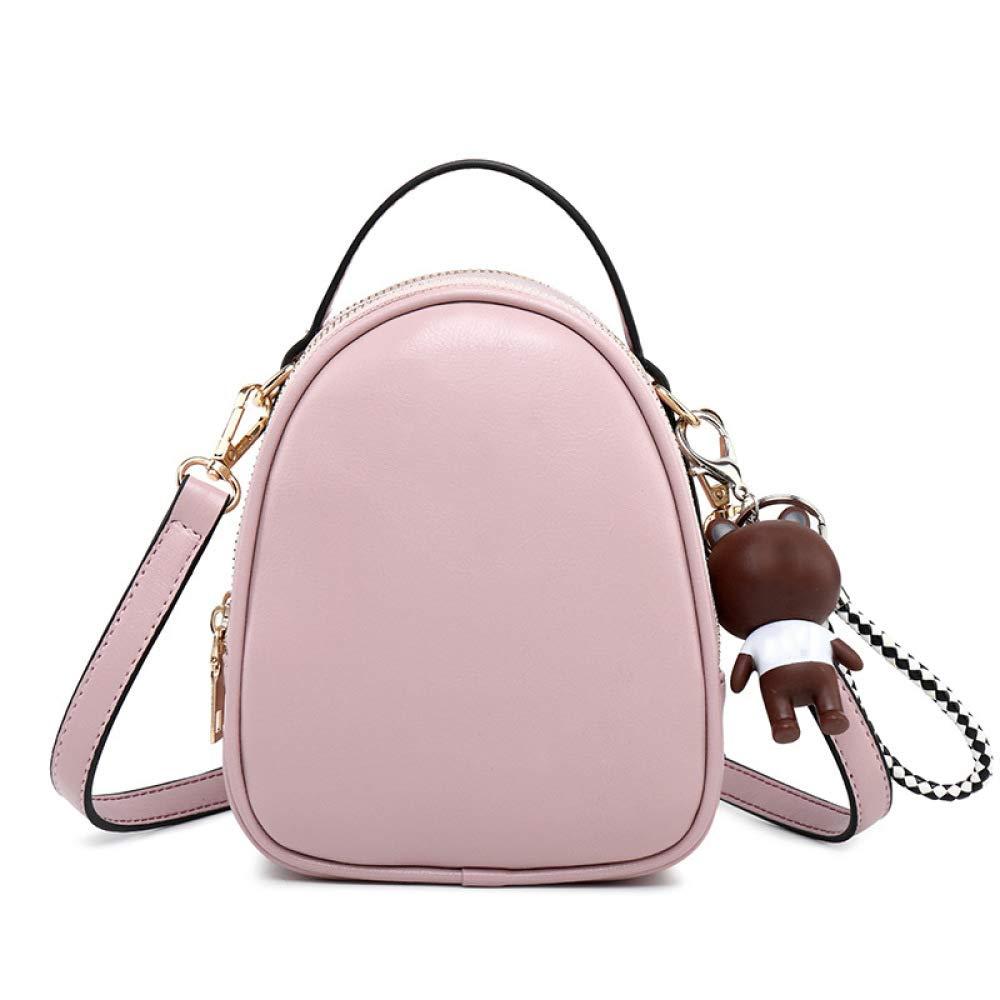 Bright Damen henkeltaschen Die Handtaschen, die Tendenz der Umhängetasche Mode Pu Tasche von der Tasche B07P41FN9X Henkeltaschen Prägnante Einfachheit