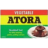 Atora Shredded Vegetable Suet 200g - Pack of 2