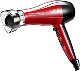 Kiss Products Tornado 360 Hair Dryer