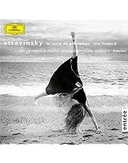 Stravinsky: Le Sacre Du Printemps / Firebird