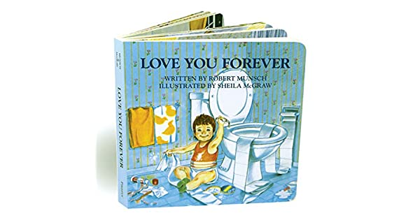 Amazon.com: Love You Forever (9780228101048): Robert Munsch ...