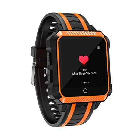Amazon.com: XYZNSH Health and Fitness Watch, 4G Internet SIM ...