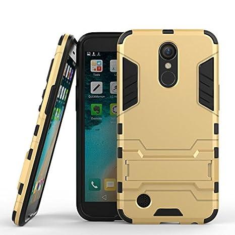 Amazon.com: LG K10 2017 Case, Iron Bear Style Premium 2 In 1 ...