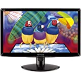 ViewSonic VA2037A-LED 20-Inch LED-Lit LCD Monitor, 16:9, 5ms, Anti-Glare