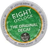 : Eight O'Clock Coffee Original Decaf K-Cups - 72 Count
