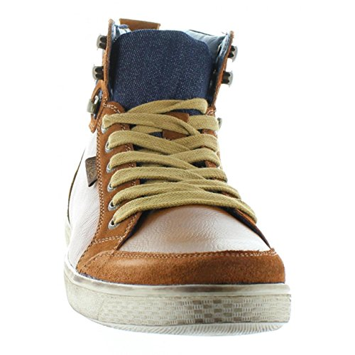 Refresh Bottines pour Homme 63122 C Camel WLymjX