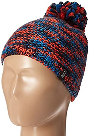 Jack Wolfskin Kaleidoscope Knit Cap Kid's, Glacier Blue, Small