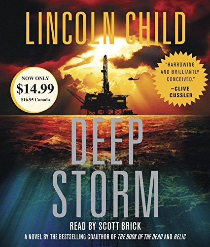 Deep Storm (Jeremy Logan Series) (Lincoln Rd)