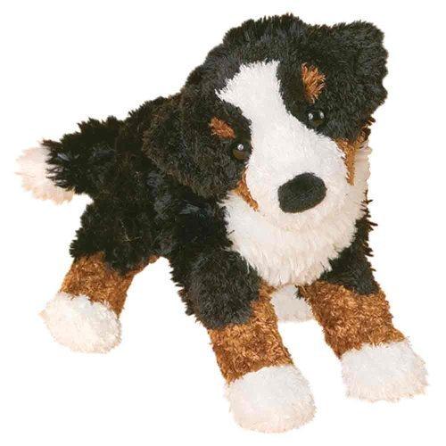 Douglas Toys Plush 8'' MIRANDA BERNESE MOUNTAIN Dog NEW by Douglas Cuddle Toys