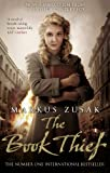 Front cover for the book The Book Thief by Markus Zusak