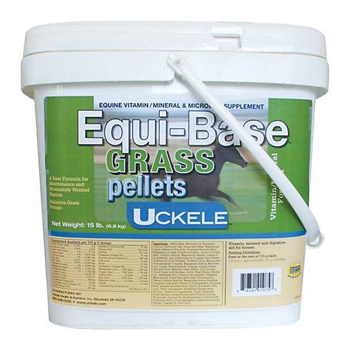 Uckele Equi-Base Grass Pellets by Uckele