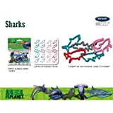 Animal Planet Shark Logo Bandz Bracelets