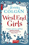 Front cover for the book West End Girls by Jenny Colgan