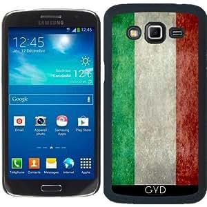 Funda para Samsung Galaxy Grand 2 (SM-G7105) - Bandera De Italia - Retrostyle by BruceStanfieldArtist