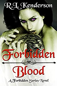 Forbidden Blood by R.L. Kenderson ebook deal