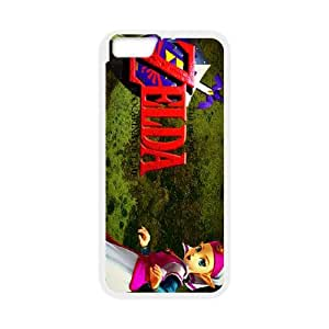 iPhone 6 4.7 Inch Cell Phone Case White The Legend of Zelda Ocarina of Time OJ515807
