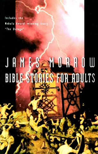 book cover of Bible Stories for Adults