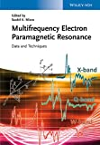 Handbook of Multifrequency Electron Paramagnetic Resonance, Misra, 3527412220