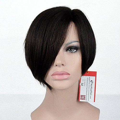 MyNiceHair-Brazilian Human Hair Pixie Cut Bob