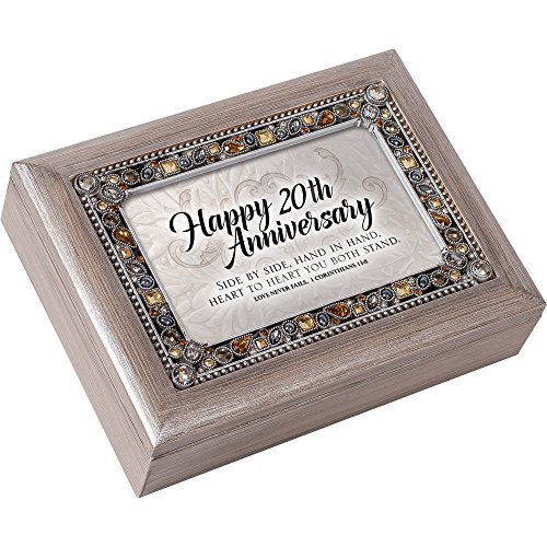 Personalized Pewter Box - 6