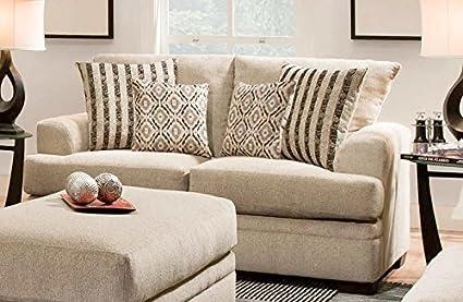 Amazon Com Chelsea Home Furniture Calexico Loveseta Cornell