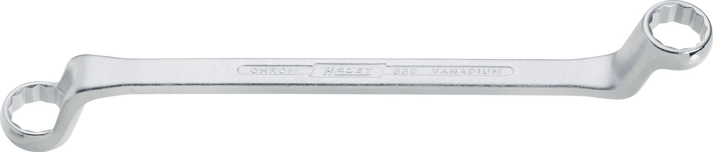 HAZET 630-18X19 Doppelringschl/üssel