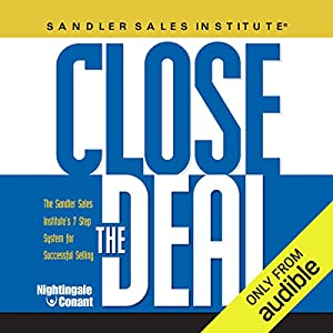 Close the Deal Hörbuch